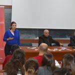 """Conferințele Festivalului """"Teodorenii"""" la Facultatea de litere"""