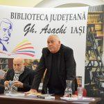 """Lansarea volumului """"Cartea Iașilor"""" și a revistei """"Asachiana"""""""