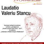 Laudatio Valeriu Stancu