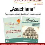 """Prezentare Revista """"Asachiana"""", număr special"""